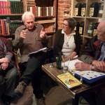 Café philosophique avec Jacques Senécal tenu le 21 octobre 2015