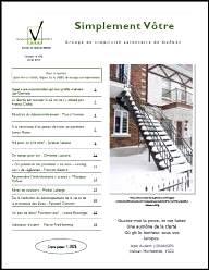 Bulletin Vol 10.3 Hiver 2014