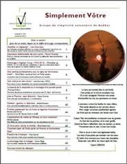 Bulletin Vol 9.2 Automne 2012