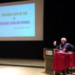 Conférence du Dr Jean Drouin sur la santé globale