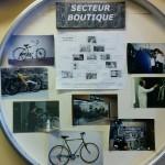 Vélo Vert: aussi une boutique