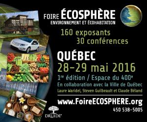 Foire Écosphère 2016