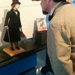 Thoreau 2016 regardant Thoreau 1850