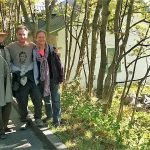Richard, Jean et Sandrine