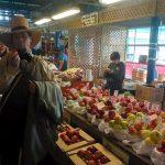 Au marché du Vieux-Port
